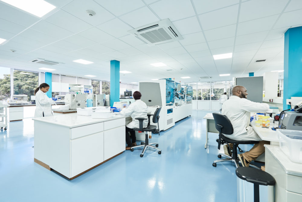 Medical Laboratory Services Facility